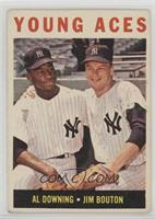 Young Aces (Al Downing, Jim Bouton) [PoortoFair]