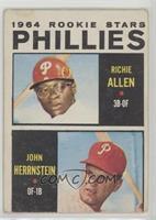 Dick Allen, John Herrnstein [PoortoFair]