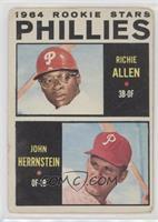 Dick Allen, John Herrnstein [Poor]