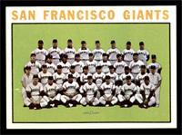 San Francisco Giants Team [EX]