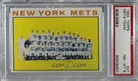New York Mets Team [PSA8NM‑MT]
