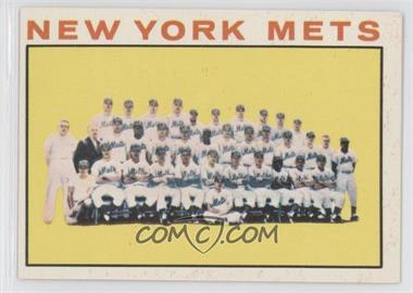 1964 Topps - [Base] #27 - New York Mets Team
