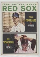 1964 Rookie Stars - Tony Conigliaro, Bill Spanswick [NonePoorto&nbs…
