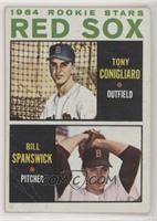 1964 Rookie Stars - Tony Conigliaro, Bill Spanswick [PoortoFair]