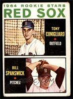 Red Sox Rookie Stars (Tony Conigliaro, Bill Spanswick) [FAIR]