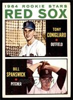 Red Sox Rookie Stars (Tony Conigliaro, Bill Spanswick) [GOOD]