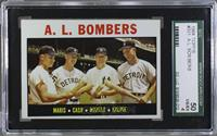 A.L. Bombers (Roger Maris, Norm Cash, Mickey Mantle, Al Kaline) [SGC50]