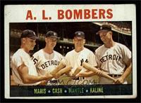 A.L. Bombers (Roger Maris, Norm Cash, Mickey Mantle, Al Kaline) [FAIR]
