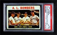 A.L. Bombers (Roger Maris, Norm Cash, Mickey Mantle, Al Kaline) [PSA4&nbs…