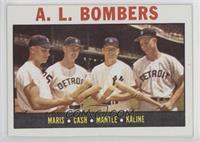 A.L. Bombers (Roger Maris, Norm Cash, Mickey Mantle, Al Kaline)