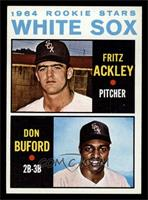 Fritz Ackley, Don Buford [NM]
