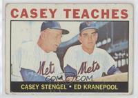 Casey Teaches (Casey Stengel, Ed Kranepool) [NonePoortoFair]