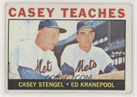 Casey Teaches (Casey Stengel, Ed Kranepool) [GoodtoVG‑EX]