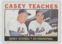 Casey Teaches (Casey Stengel, Ed Kranepool) [Poor to Fair]