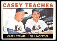 Casey Teaches (Casey Stengel, Ed Kranepool) [VG]