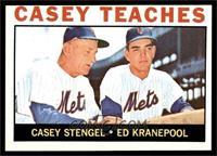 Casey Teaches (Casey Stengel, Ed Kranepool) [VGEX]