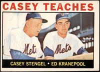 Casey Teaches (Casey Stengel, Ed Kranepool) [GOOD]