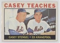 Casey Teaches (Casey Stengel, Ed Kranepool)