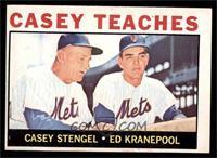 Casey Teaches (Casey Stengel, Ed Kranepool) [EX]