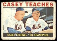 Casey Teaches (Casey Stengel, Ed Kranepool) [FAIR]