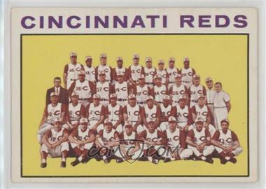 1964 Topps - [Base] #403 - Cincinnati Reds Team