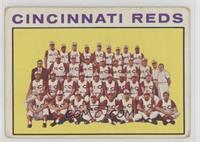 Cincinnati Reds Team [GoodtoVG‑EX]