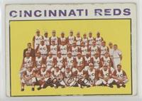 Cincinnati Reds Team [Altered]
