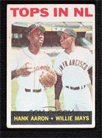 Tops in NL (Hank Aaron, Willie Mays) [NonePoortoFair]