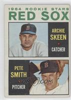 1964 Rookie Stars - Archie Skeen, Pete Smith [GoodtoVG‑EX]
