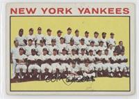New York Yankees Team [Poor to Fair]