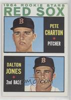 1964 Rookie Stars - Pete Charton, Dalton Jones