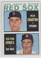 Pete Charton, Dalton Jones