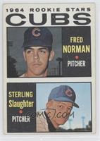 Fred Norman, Sterling Slaughter