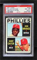 Johnny Briggs, Danny Cater [PSA6EX‑MT]