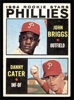 Johnny Briggs, Danny Cater [VG]