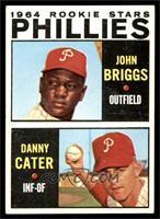 Johnny Briggs, Danny Cater [EX]