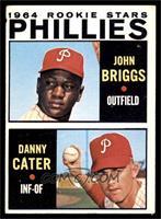 Johnny Briggs, Danny Cater [GOOD]