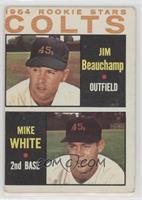 Jim Beauchamp, Mike White [GoodtoVG‑EX]
