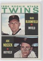 Bud Bloomfield, Joe Nossek [GoodtoVG‑EX]