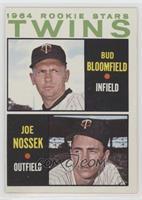 High # - Bud Bloomfield, Joe Nossek