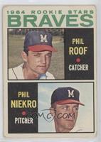 Phil Roof, Phil Niekro [PoortoFair]