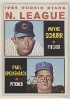High # - Wayne Schurr, Paul Speckenbach