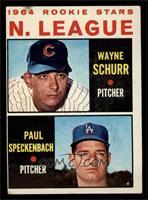 Wayne Schurr, Paul Speckenbach [GOOD]