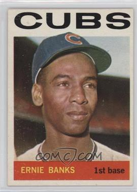 1964 Topps - [Base] #55 - Ernie Banks [Good to VG‑EX]