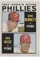 High # - Dave Bennett, Rick Wise