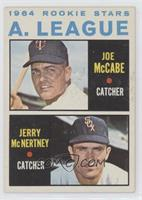 High # - Joe McCabe, Jerry McNertney
