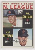 High # - Phil Gagliano, Cap Peterson