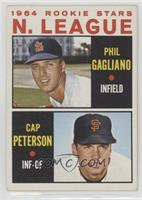 Phil Gagliano, Cap Peterson [Good to VG‑EX]