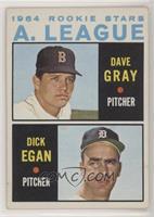 Dave Gray, Dick Egan