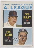 High # - Dave Gray, Dick Egan